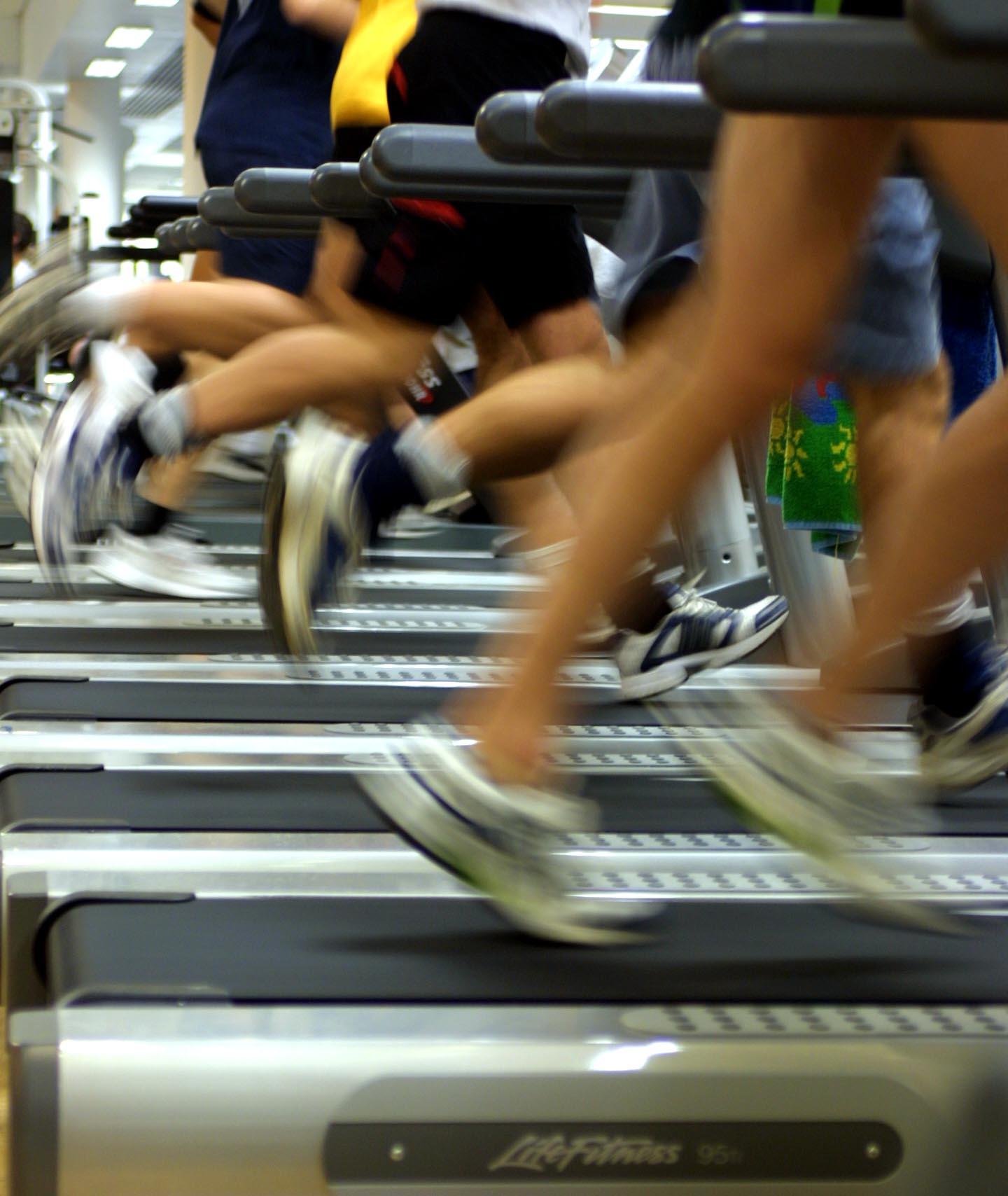 A futópad használat jótékony hatásai