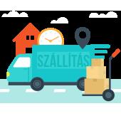 Futópad ingyenes házhozszállítás
