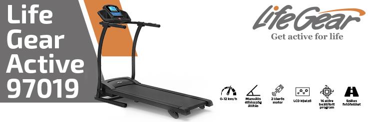 BH Fitness Outtrack kültéri futópadok